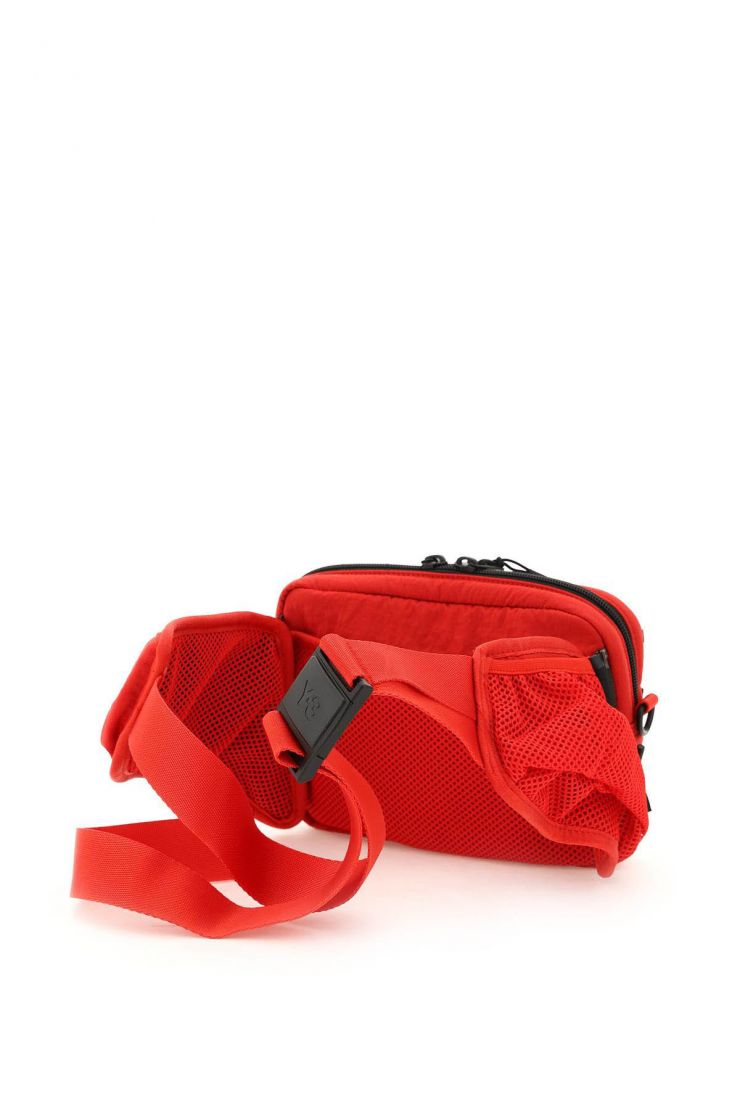 y-3 belt bags belt bag with logo and coulisse
