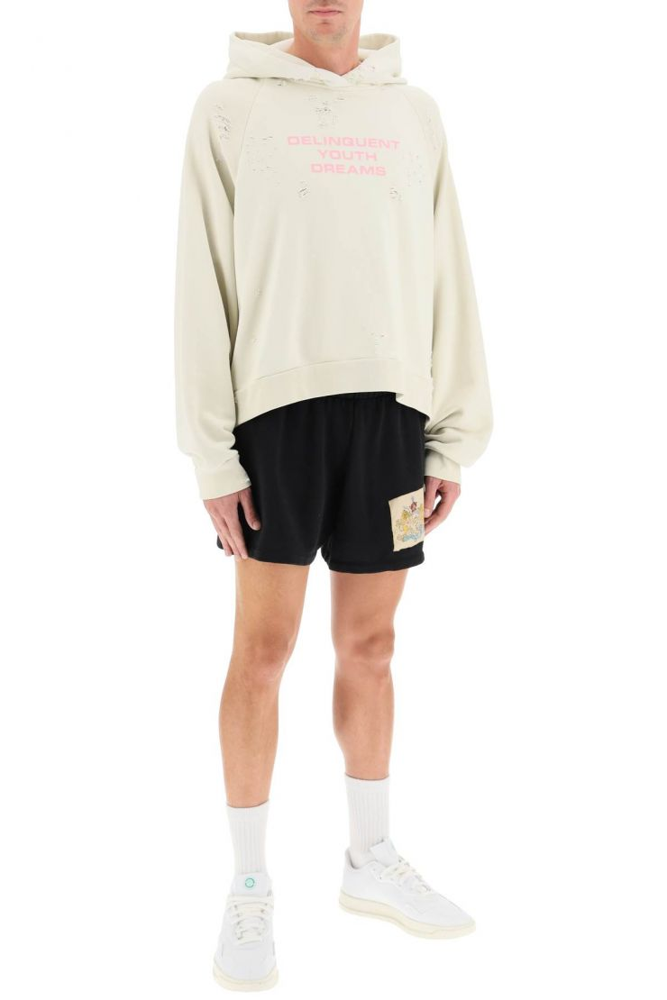 liberal youth ministry trousers logo sport shorts