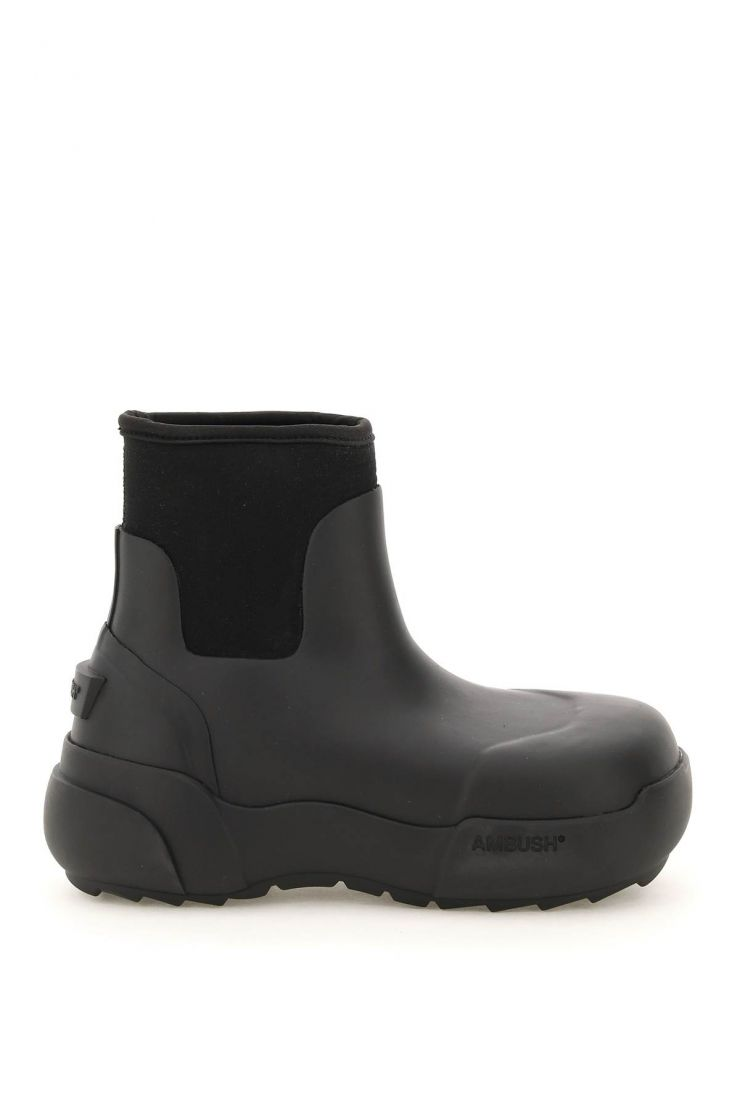 ambush boots and booties rubber ankle boots