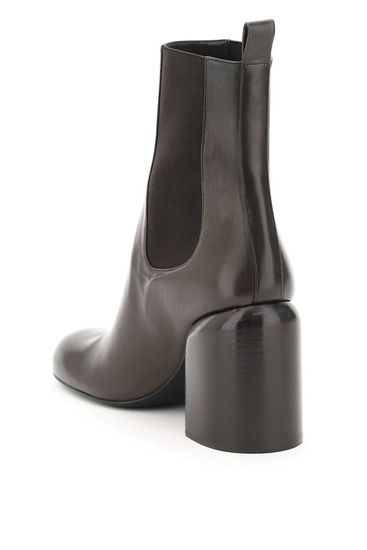 jil sander boots and booties ankle boots