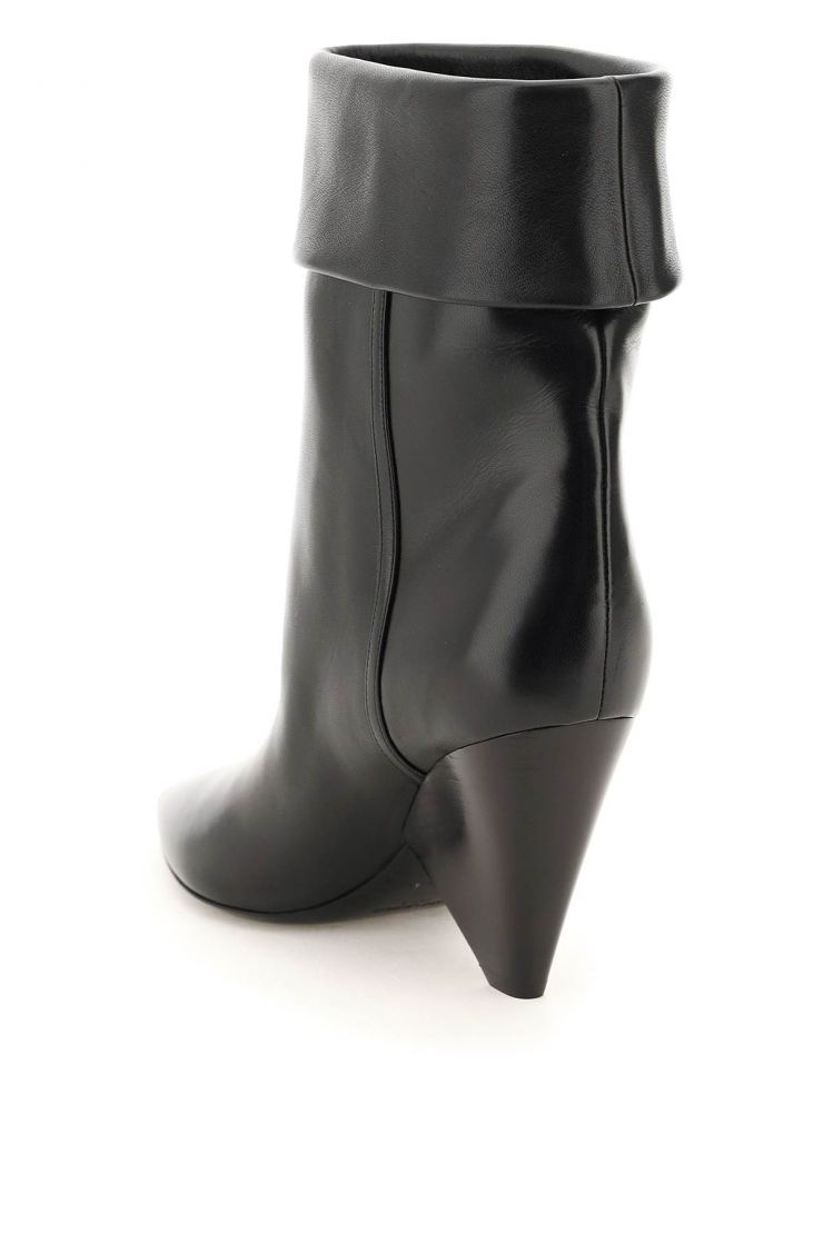 saint laurent boots and booties niki leather boots