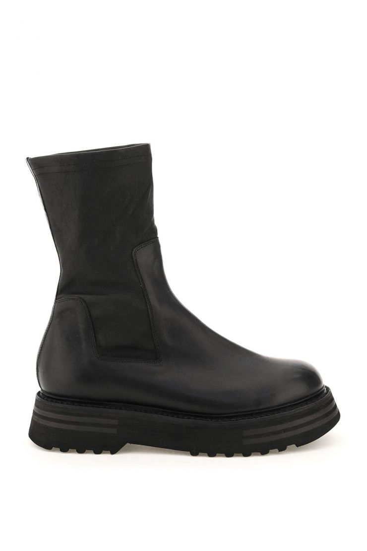 guidi boots leather ankle boots