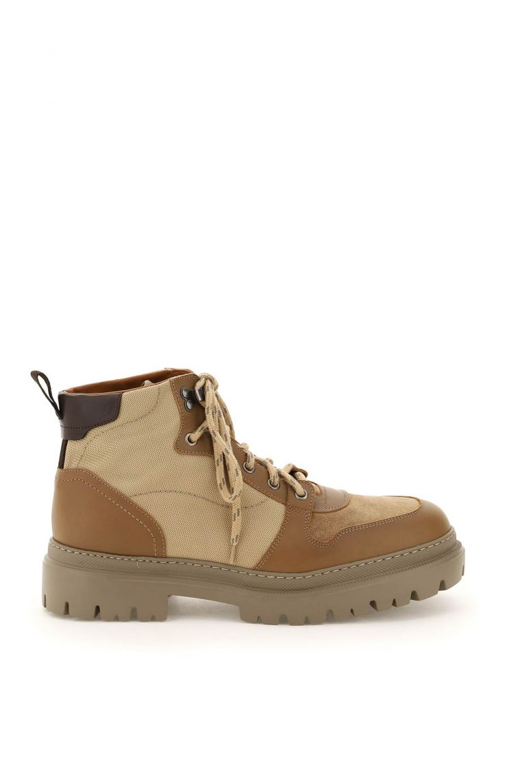 henderson boots lace-up boots