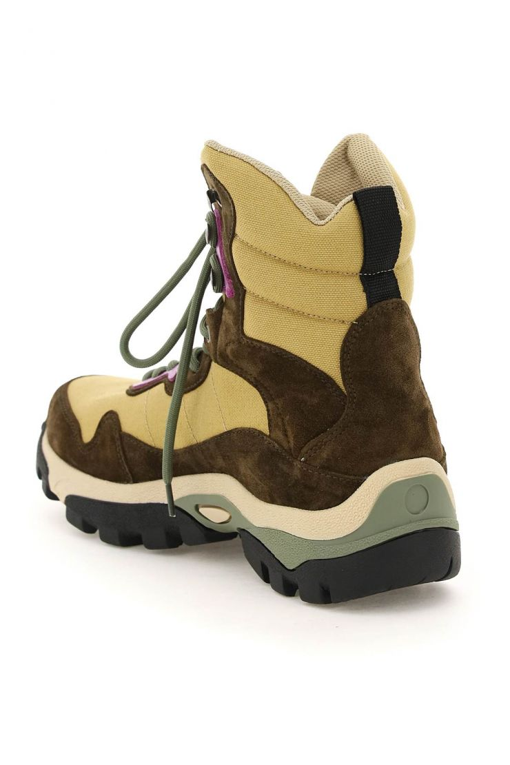 jacquemus boots le chaussures terra hiking ankle boots