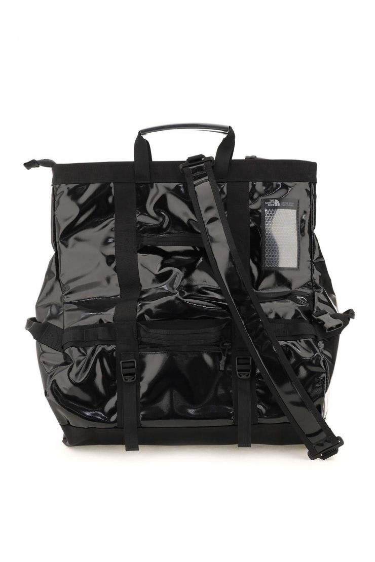 the north face bags base camp roll top xs duffel bag