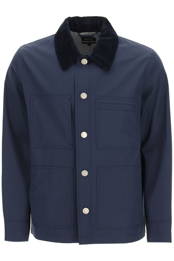 a.p.c. bra633 andre jacket