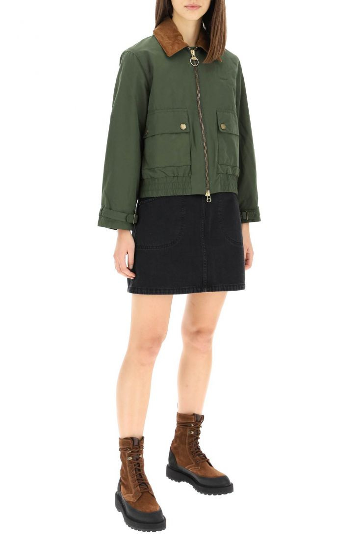 barbour by alexa chung outerwear 0