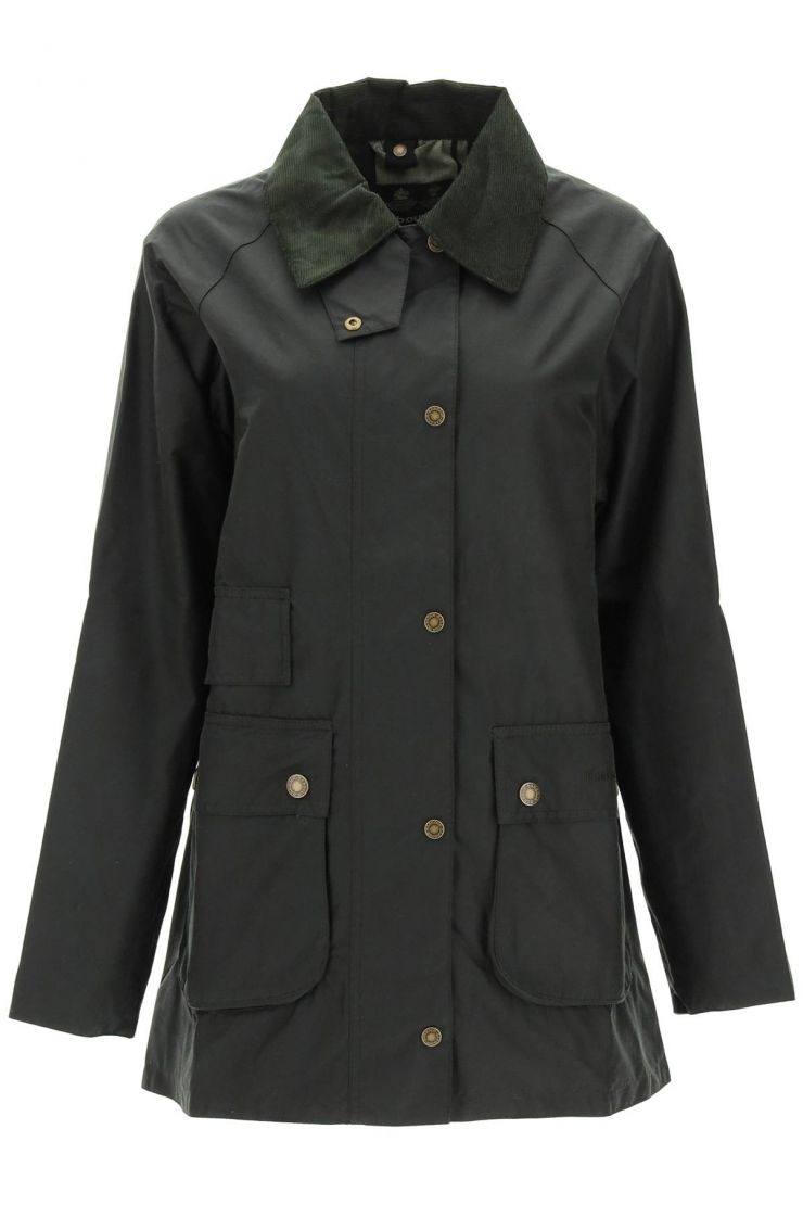 barbour giubbini giacca barbour tain wax