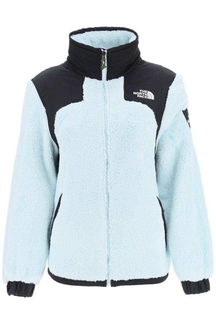 the north face giubbini jacket search & rescue in pile sherpa