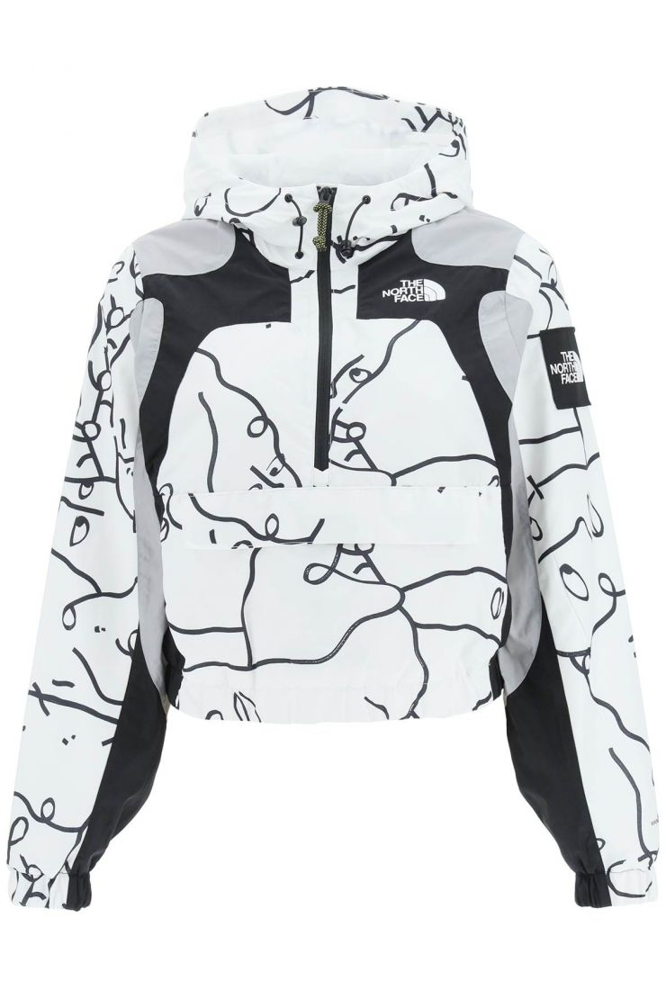 the north face outerwear search & rescue short wind jacket