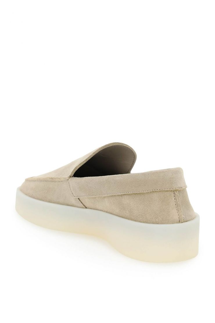 fear of god mocassini mocassini the loafer in suede