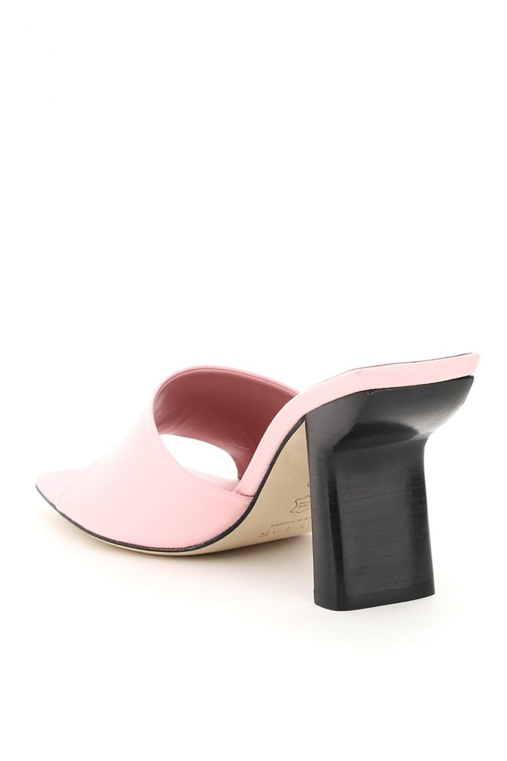 by far the shoes edit liliana leather mules