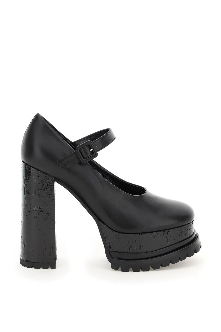 haus of honey pumps laquer doll mary jane pumps
