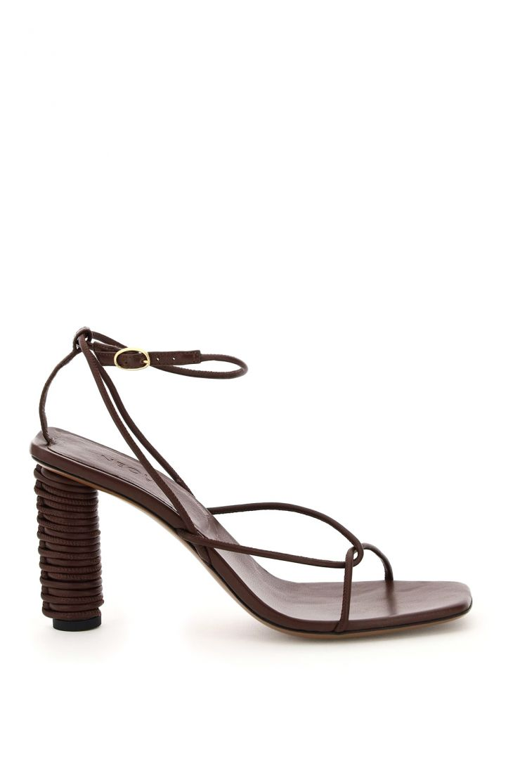 neous bra901 andromeda leather sandals