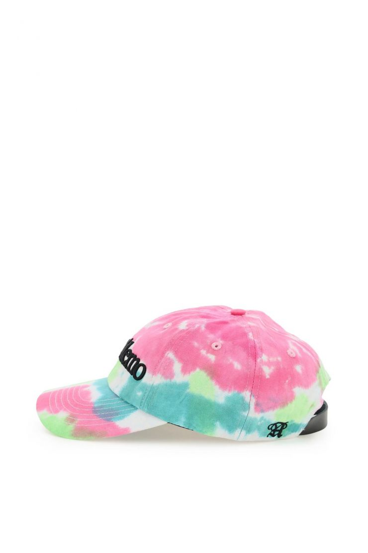 aries scarves, hats and gloves no problemo tie-dye baseball cap