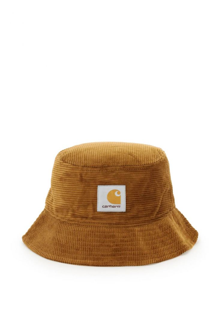 carhartt scarves, hats and gloves corduroy bucket hat