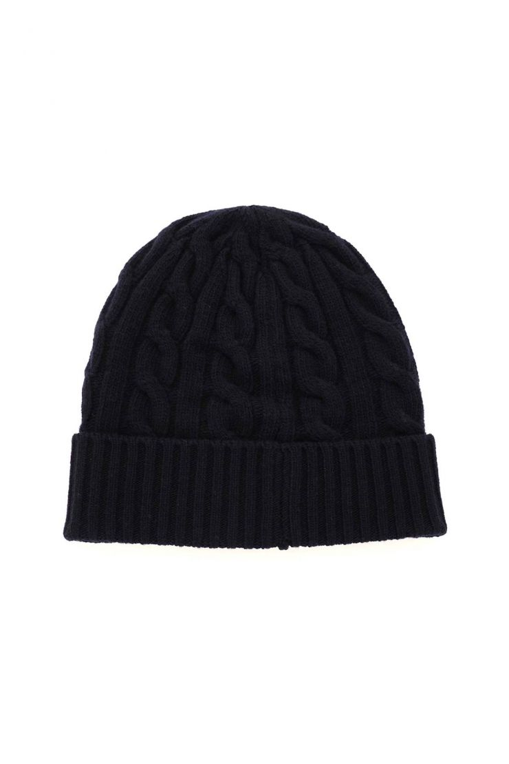 gm77 bra349 cable knit beanie hat
