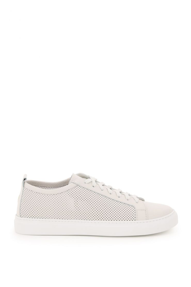henderson the essential roby perforated sneakers