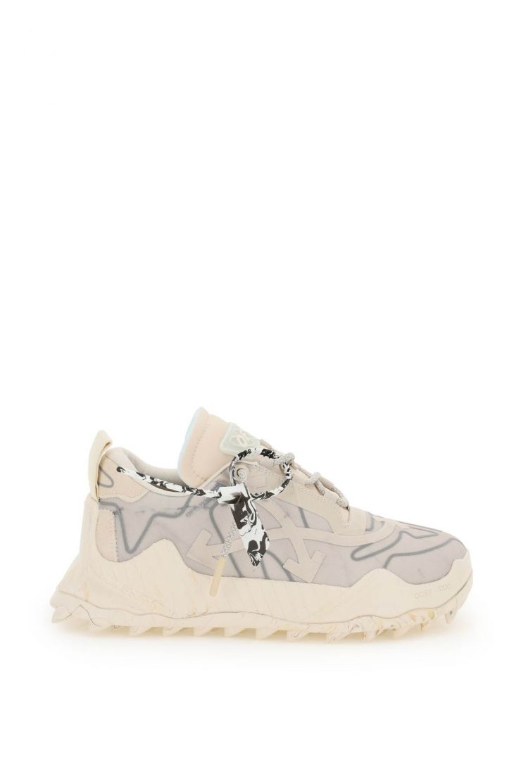 off-white sneakers odsy-1000 mesh sneakers