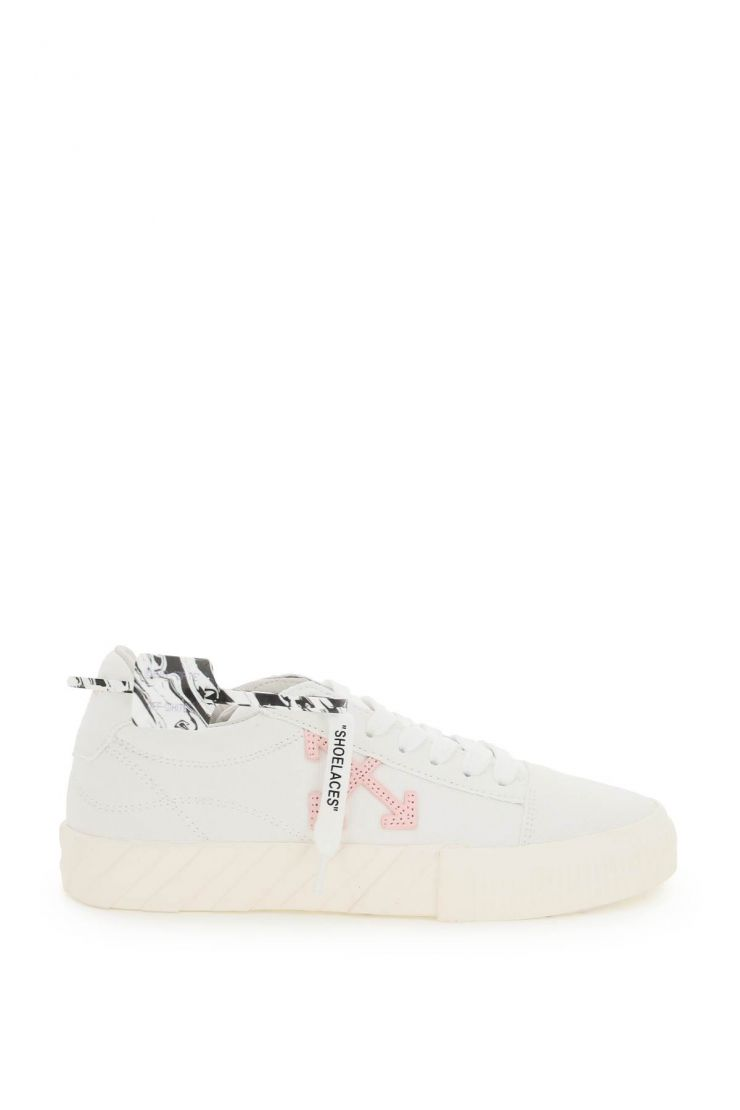 off-white sneakers low vulcanized canvas sneakers