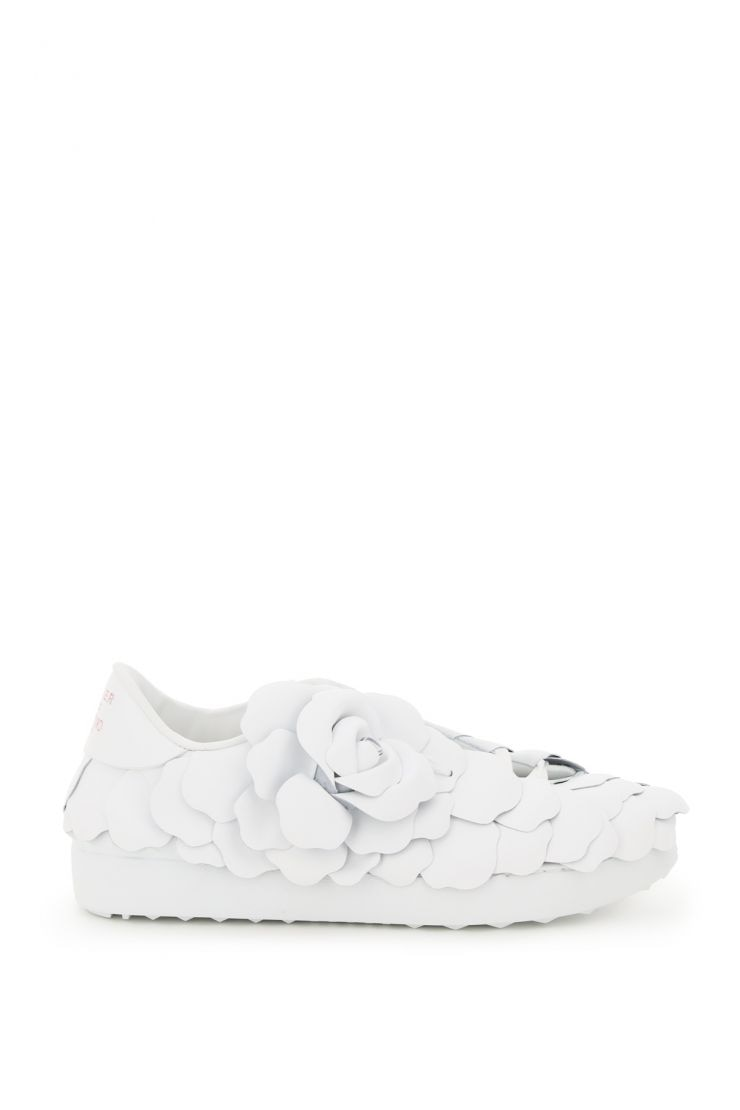 valentino garavani the shoes edit atelier shoes 03 rose edition sneakers