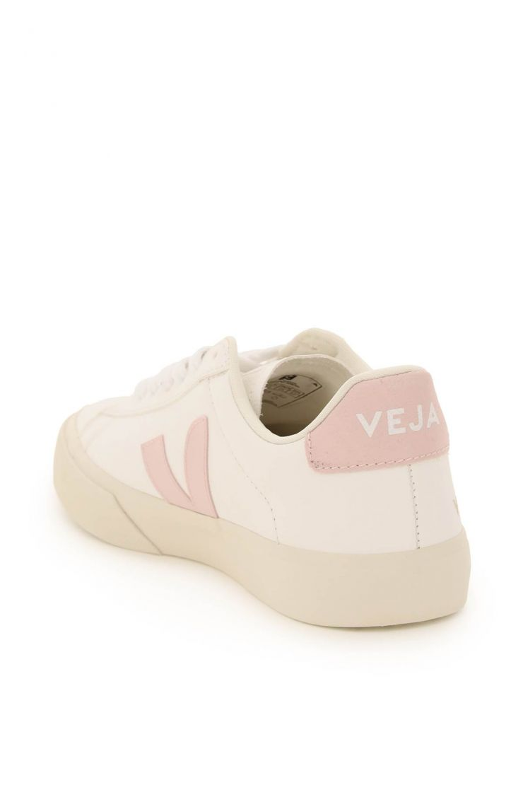 veja sneakers campo chromefree leather sneakers