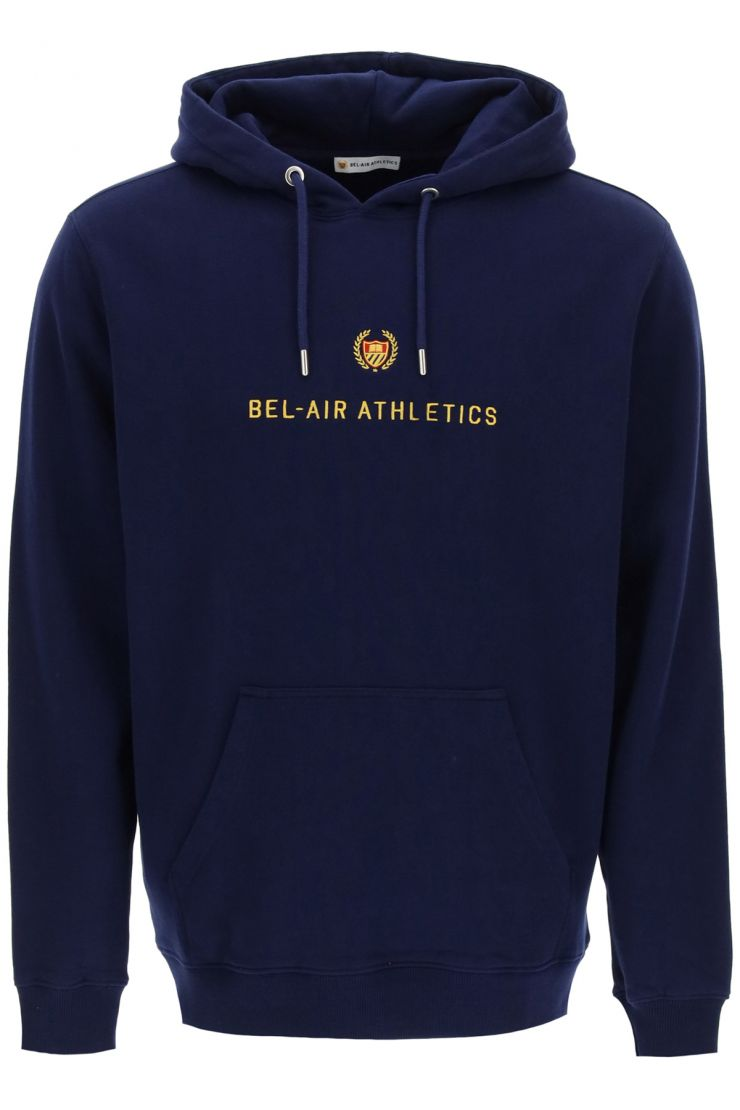 bel-air athletics activewear for life academy crest hoodie