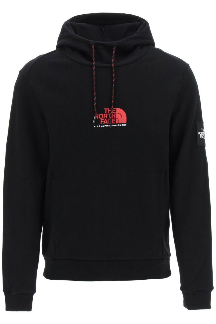 the north face sweaters fine alpine hoodie
