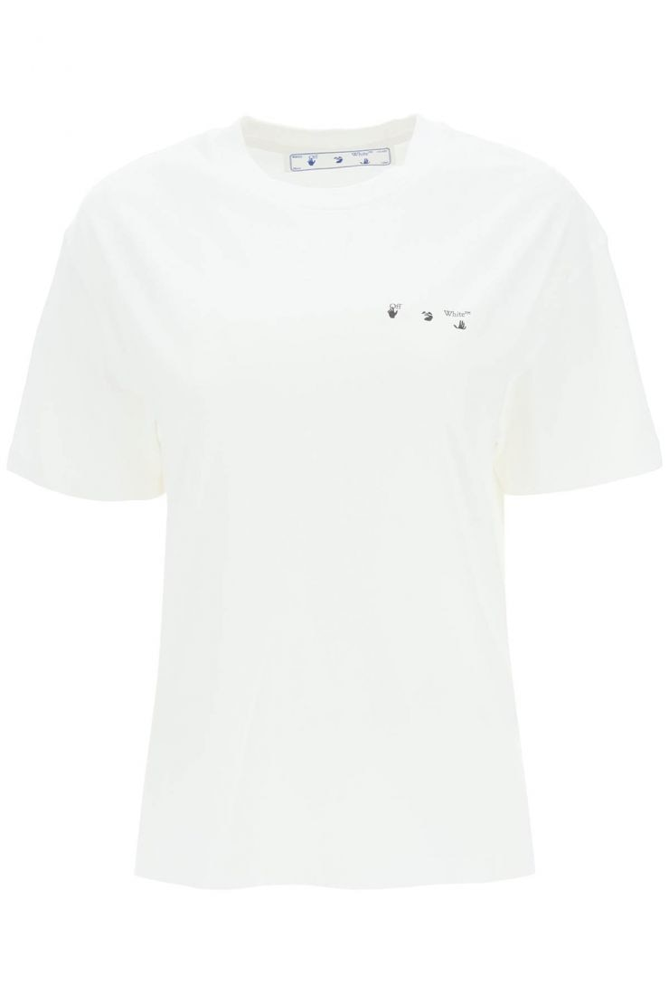 off-white tops palace arrows t-shirt