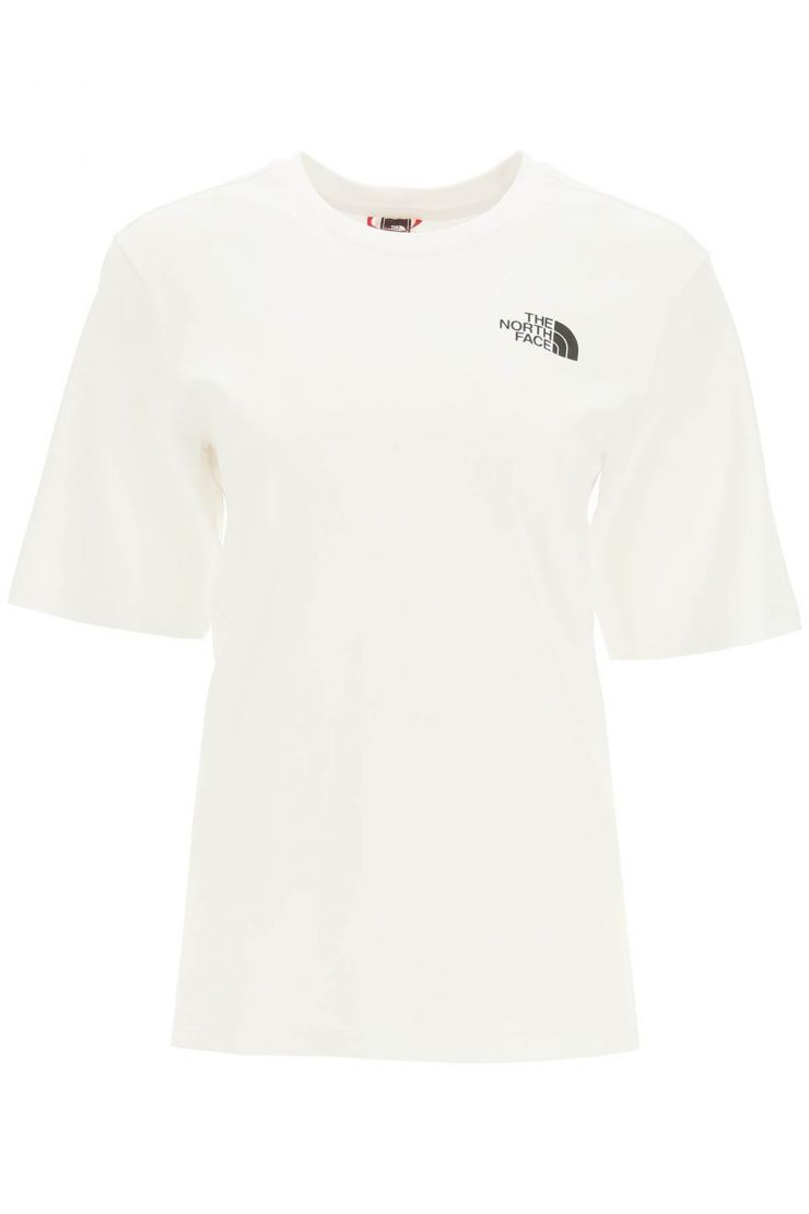 the north face t-shirts e polo t-shirt bf simple dome