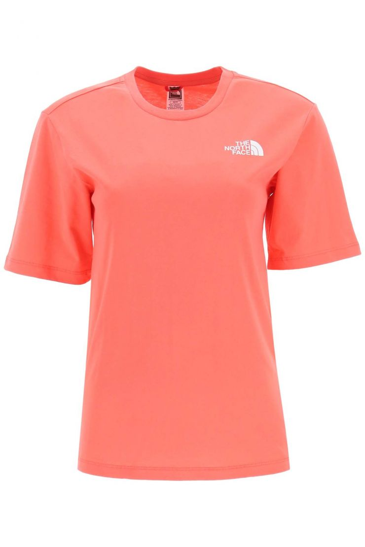 the north face women bf simple dome t-shirt