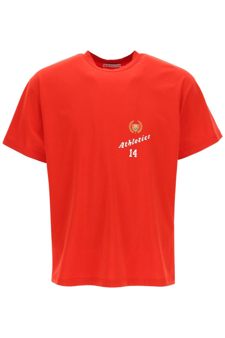 bel-air athletics activewear for life graphic tee t-shirt
