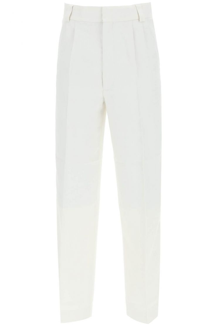 fear of god trousers viscose trousers