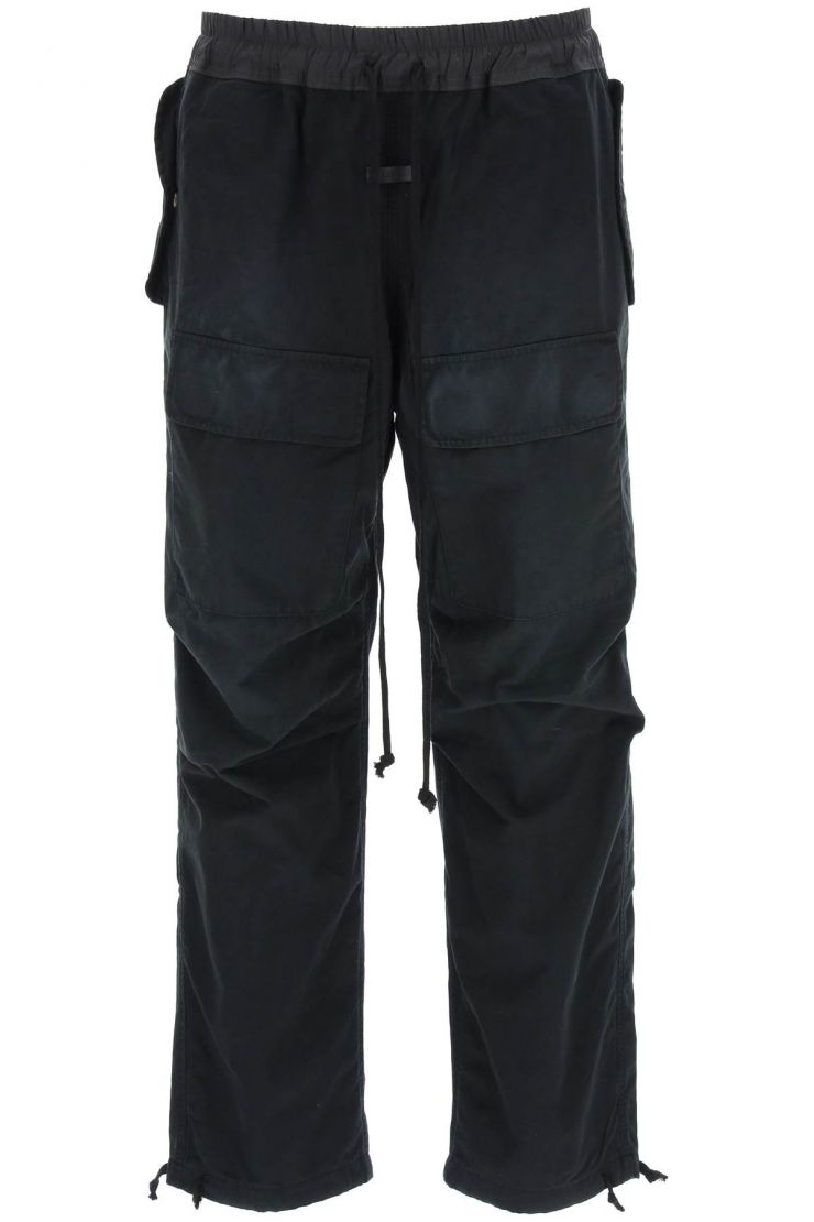 fear of god trousers cargo trousers