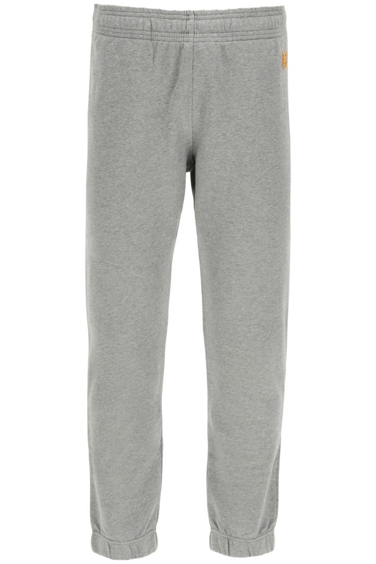 kenzo activewear for life jogger pants tiger patch