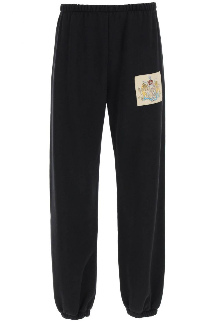 liberal youth ministry trousers logo jogger pants