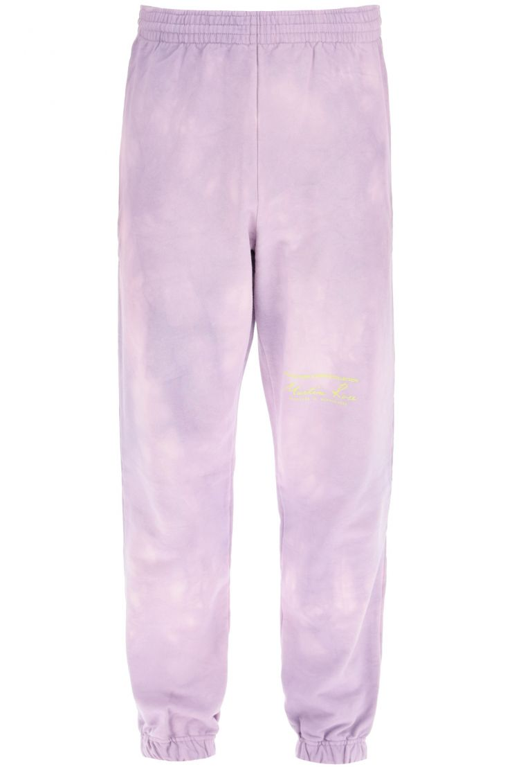 martine rose activewear for life joggers with logo