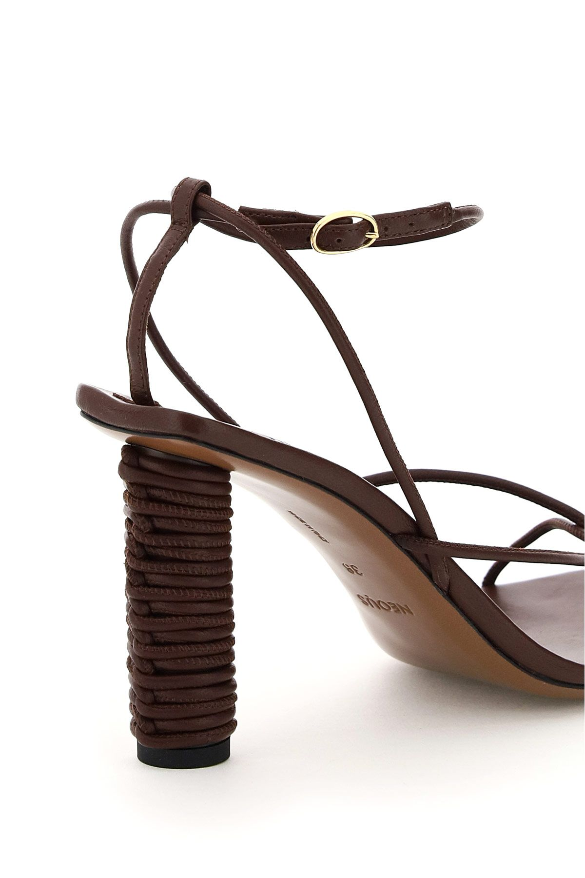 neous shoes women andromeda leather sandals
