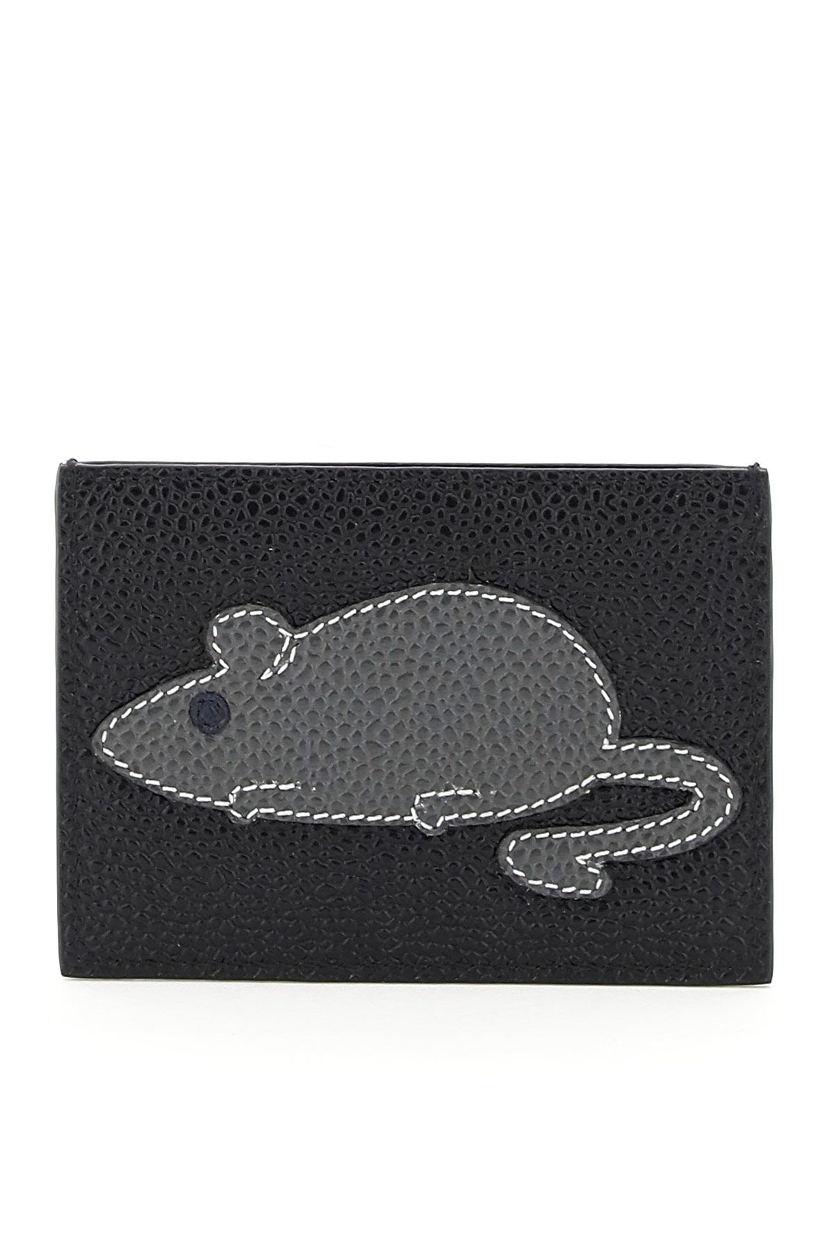 thom browne accessories men double sided mouse card holder