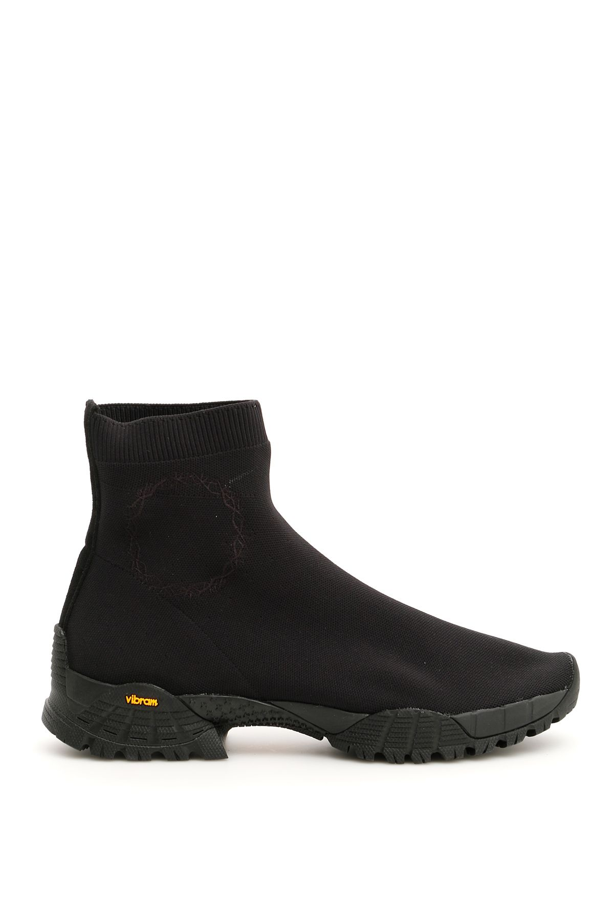 alyx shoes men knit hiking boots