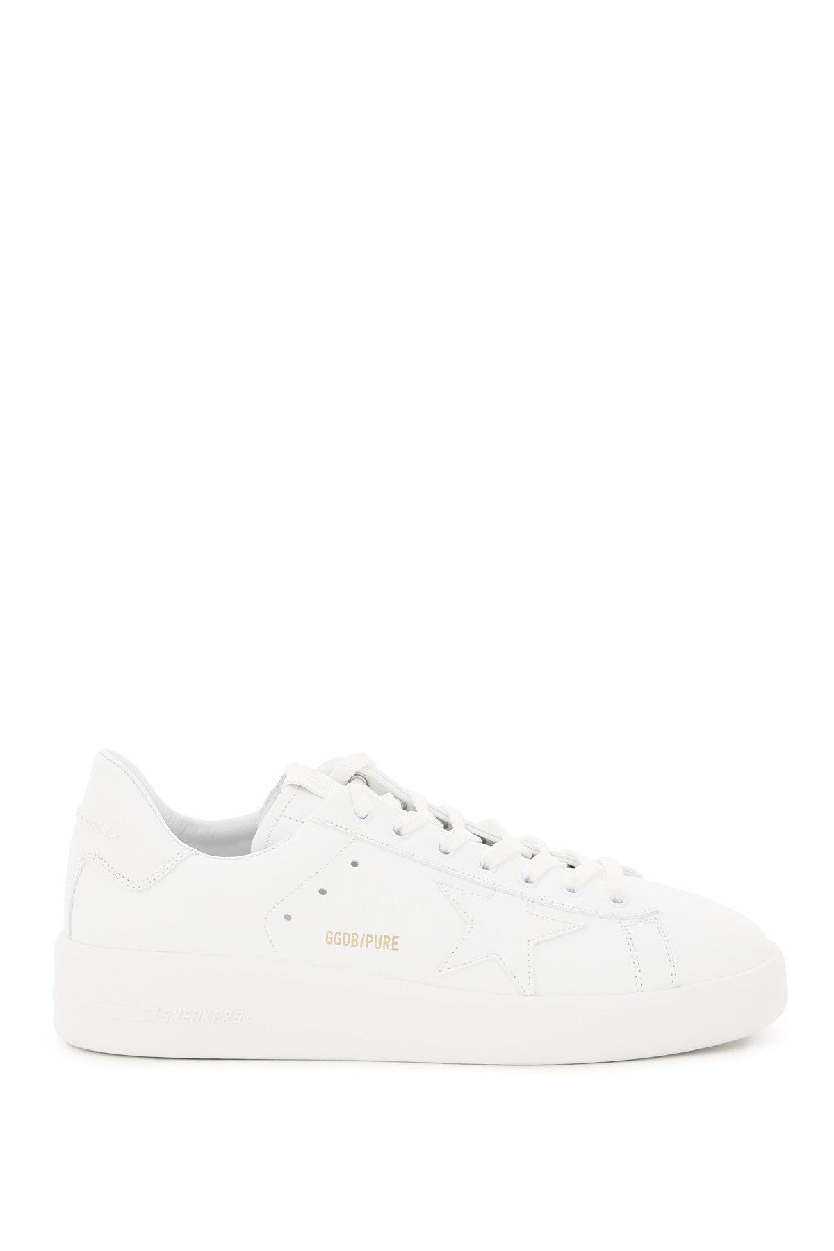 GOLDEN GOOSE PURE NEW SNEAKERS 42 White Leather