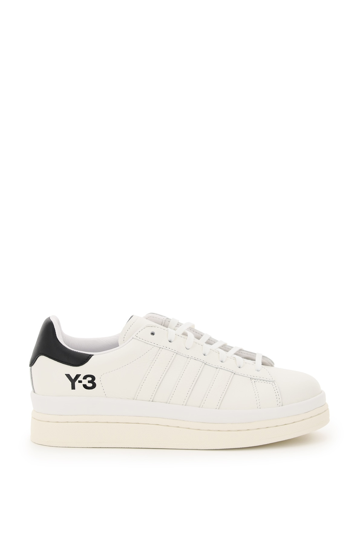 Y-3 Leathers HICHO SNEAKERS
